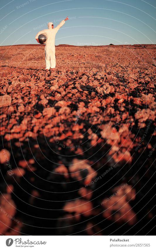 #AS# ZeigeTier Kunst ästhetisch Mars Marslandschaft Marsianer Mond Astronaut Astronomie Astrologie Astrofotografie dumm verrückt Kreativität außergewöhnlich