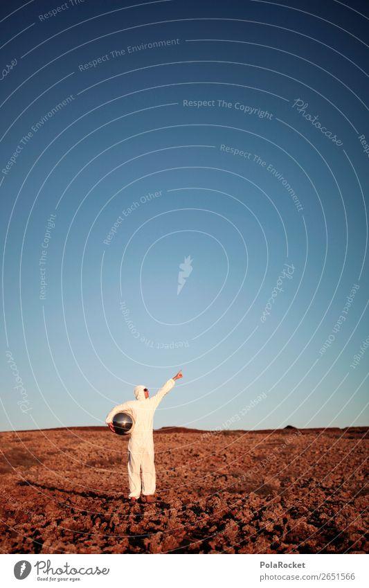#AS# to the moon Einsamkeit Kunst außergewöhnlich Mode ästhetisch Kreativität Zukunft Bekleidung Futurismus dumm Mond Kostüm Kunstwerk Heimat Erscheinung fremd