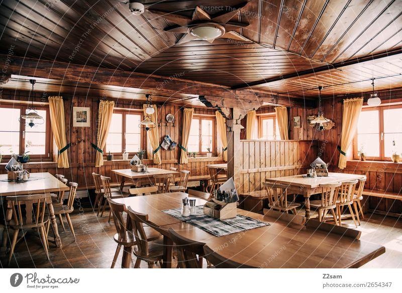 Berghütte | E5 wandern Sonne Schönes Wetter Alpen Berge u. Gebirge Hütte Freundlichkeit frisch Wärme Warmherzigkeit Einsamkeit Nostalgie ruhig Alpenvereinshütte