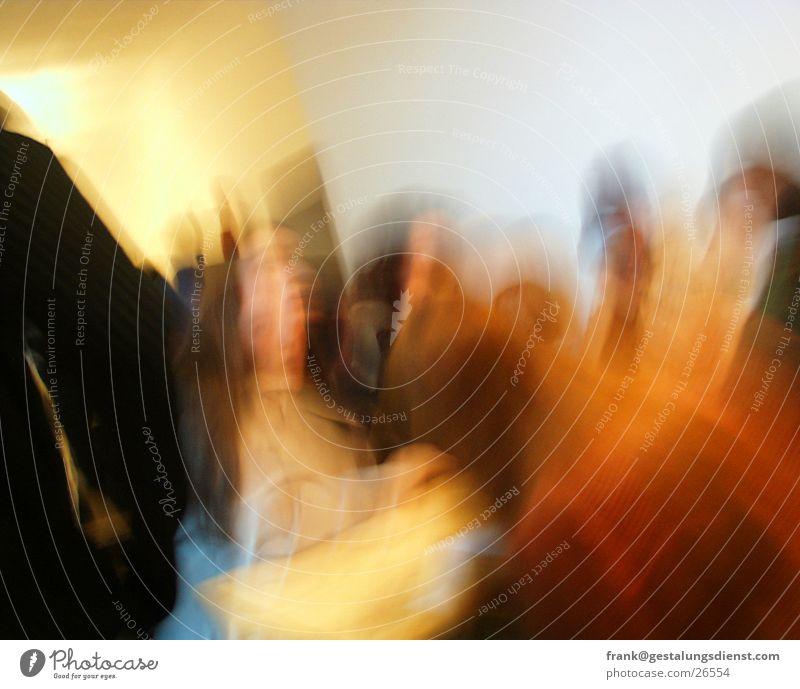 Teens in Motion Mensch Bewegung Menschengruppe Feste & Feiern Schüler begegnen Bildung