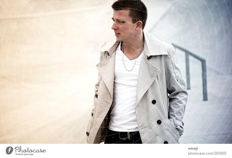 fadin' Mensch Jugendliche schön Erwachsene Mode maskulin 18-30 Jahre Coolness Junger Mann