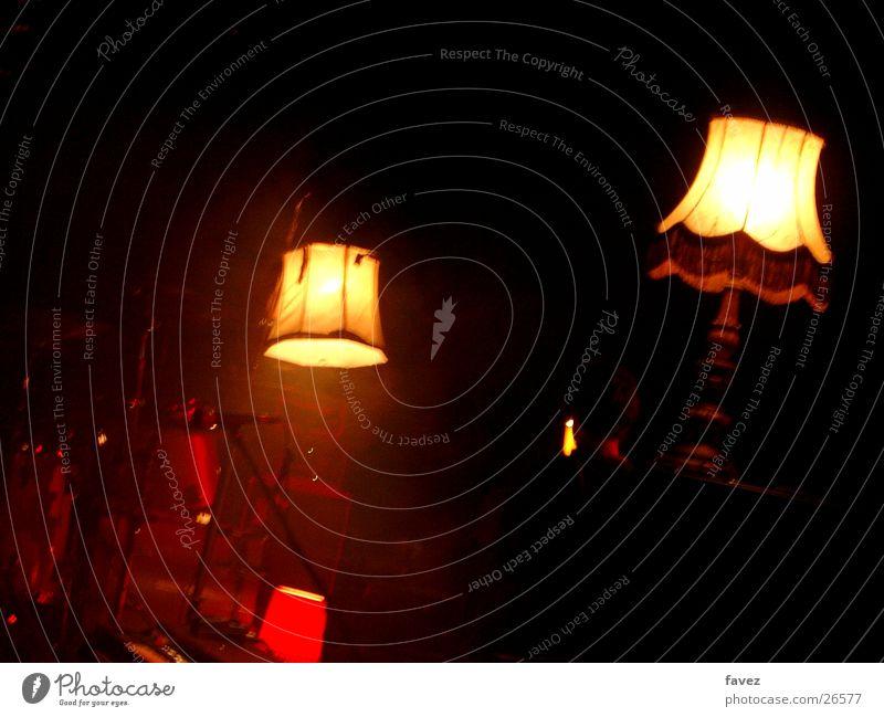 Tolle Lampen Kitsch Stehlampe Bühnenbild