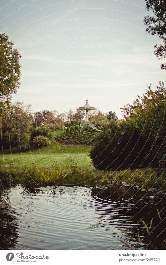 parapluie Himmel Natur Wasser Baum ruhig Umwelt Landschaft Garten Park natürlich Sträucher Sauberkeit Hügel Sehenswürdigkeit Teich Graz