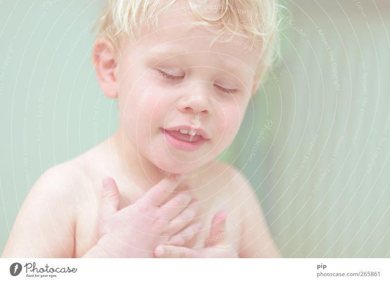 what a wonderful world Mensch Kind Hand Gesicht Auge Leben sprechen Spielen Junge Haare & Frisuren Glück Kopf lachen hell Kindheit Mund