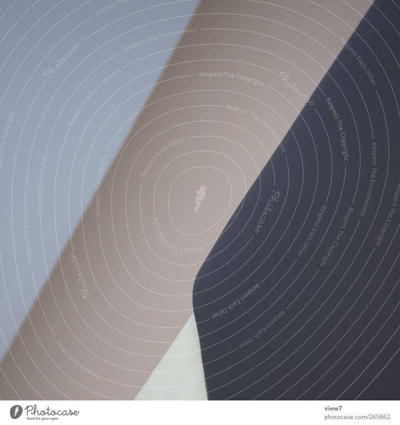 blur Innenarchitektur Dekoration & Verzierung Haus Mauer Wand Fassade Stein Beton Linie Streifen ästhetisch authentisch einfach frei hoch einzigartig modern neu