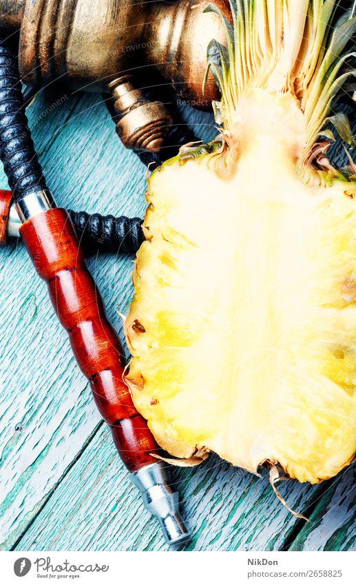 Stilvolle Ananas-Shisha Wasserpfeifenrauch Tabak Frucht Rauch Schalen & Schüsseln shisha Shisha rauchen Mundstück Rauchen Erholung Wasserpfeifen-Lounge arabisch