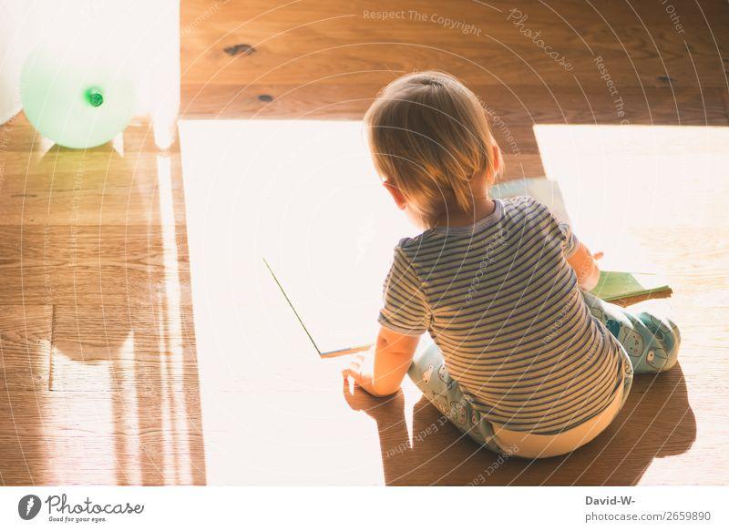 konzentriert Lifestyle harmonisch Wohlgefühl Zufriedenheit Sinnesorgane ruhig Freizeit & Hobby Spielen Kindererziehung Bildung Kindergarten lernen Mensch
