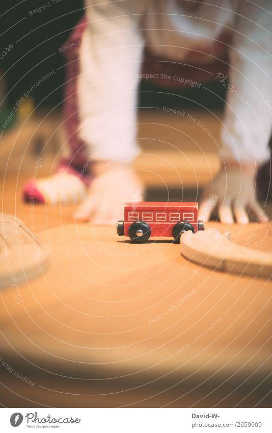 spielen Lifestyle elegant Stil Design Freude Spielen Häusliches Leben Wohnung Kinderzimmer Kindererziehung Mensch maskulin feminin Kleinkind Mädchen Junge