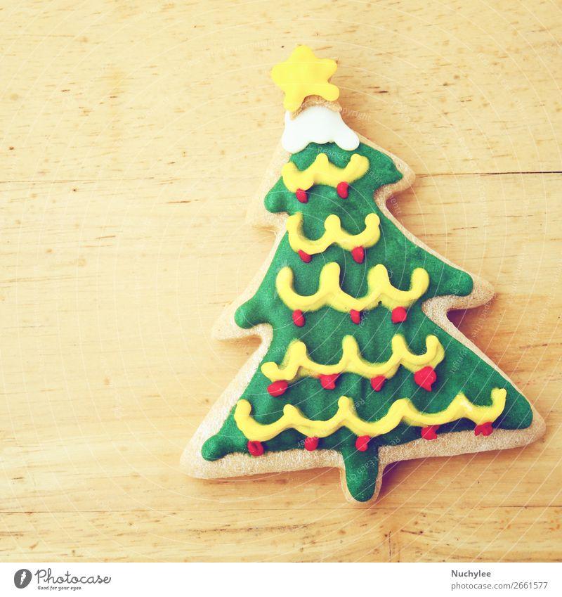 Weihnachten & Advent Farbe weiß Baum Winter Holz Schnee braun Dekoration & Verzierung retro Kultur Fotografie lecker Kräuter & Gewürze Symbole & Metaphern