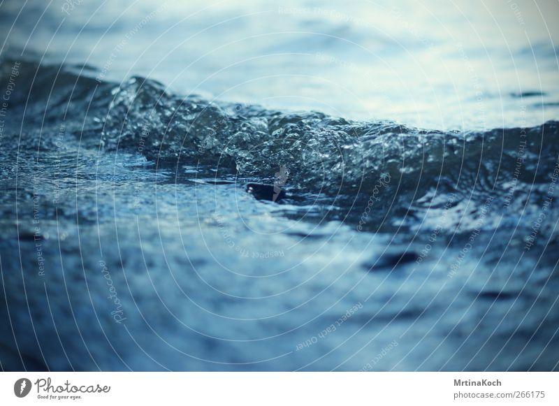 überschlag. Umwelt Natur Landschaft Wasser Wassertropfen Sommer Klima Wetter Schönes Wetter Wellen Küste Seeufer Flussufer Strand Teich Bach Glück Farbfoto