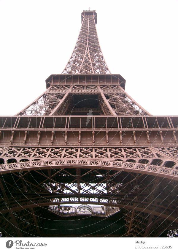 Paris - Tour Eiffel Tour d'Eiffel Stadt historisch