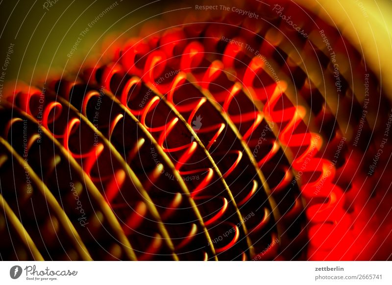 Hotline elektronisch Elektrizität elektrisch Heizung Heizkörper Energiewirtschaft Glut glühend Heizperiode Heizspirale heiß Draht rotglühend Wärme gemütlich