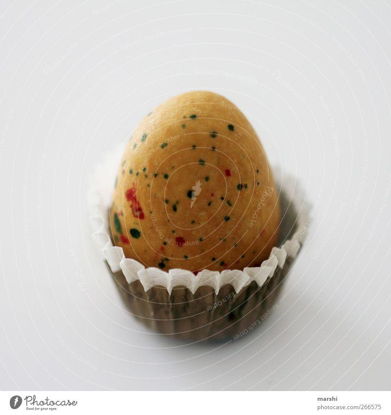 Frühstücksei Deluxe weiß gelb Ernährung Lebensmittel lecker Ei Protein Eierschale Vogeleier