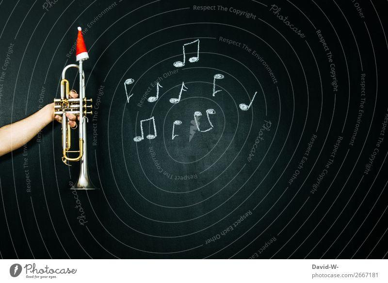 Weihnachtslieder III Mensch Jugendliche Mann Weihnachten & Advent Junger Mann Hand Freude Erwachsene Leben Kunst Spielen maskulin Musik Arme lernen Finger