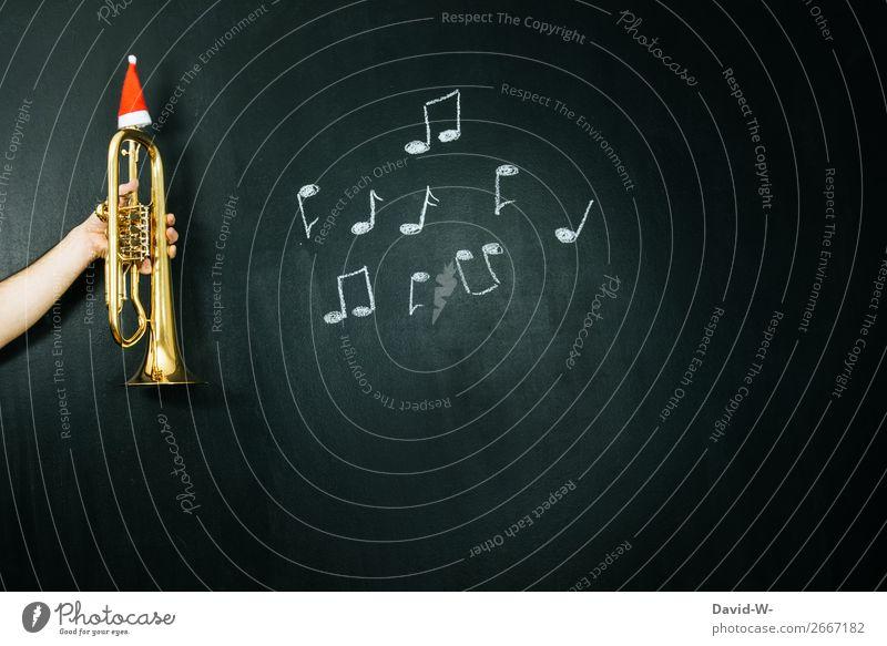 Weihnachtslieder I Mensch Jugendliche Mann Weihnachten & Advent Junger Mann Hand Lifestyle Erwachsene Leben Stil Kunst Spielen Design Freizeit & Hobby maskulin