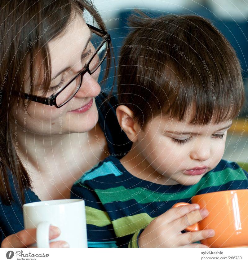 Schon alle?!? Mensch Kind Jugendliche Erwachsene feminin Leben Junge Familie & Verwandtschaft Gesundheit Zusammensein Kindheit maskulin Junge Frau 18-30 Jahre niedlich beobachten