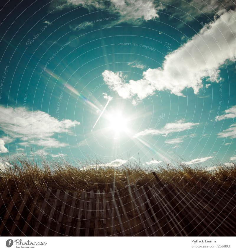 Breathe Natur Ferien & Urlaub & Reisen Sonne Meer Sommer Strand ruhig Ferne Erholung Umwelt Landschaft Küste Freiheit Wetter Wind Zufriedenheit