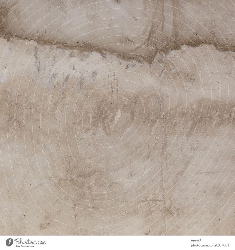putz Bauwerk Gebäude Architektur Mauer Wand Stein Beton alt authentisch Zement Untergrund Putz taktil Oberfläche Strukturen & Formen tiefgründig verputzt grau