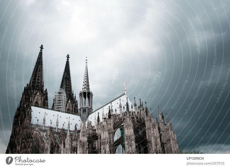"""LP """"200"""" INCH alt Ferien & Urlaub & Reisen dunkel kalt Religion & Glaube Kraft Kirche Tourismus gruselig Köln Wahrzeichen Dom Sehenswürdigkeit Bekanntheit"""