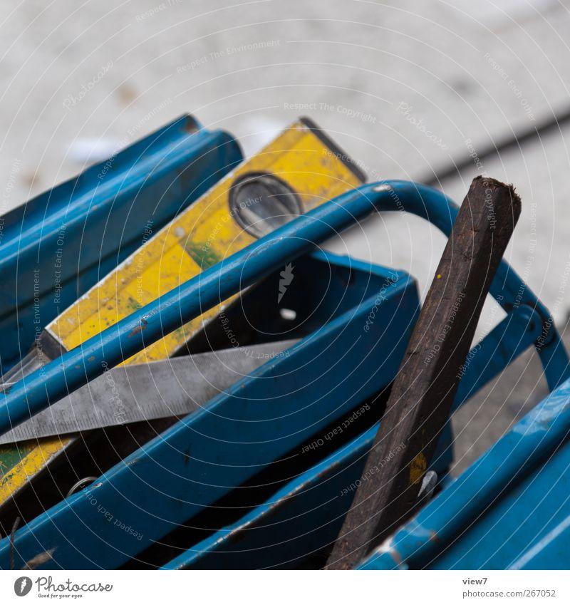99 tools Beruf Handwerker Gartenarbeit Arbeitsplatz Baustelle Wirtschaft Werkzeug Maschine Technik & Technologie Metall alt authentisch frisch retro mehrfarbig