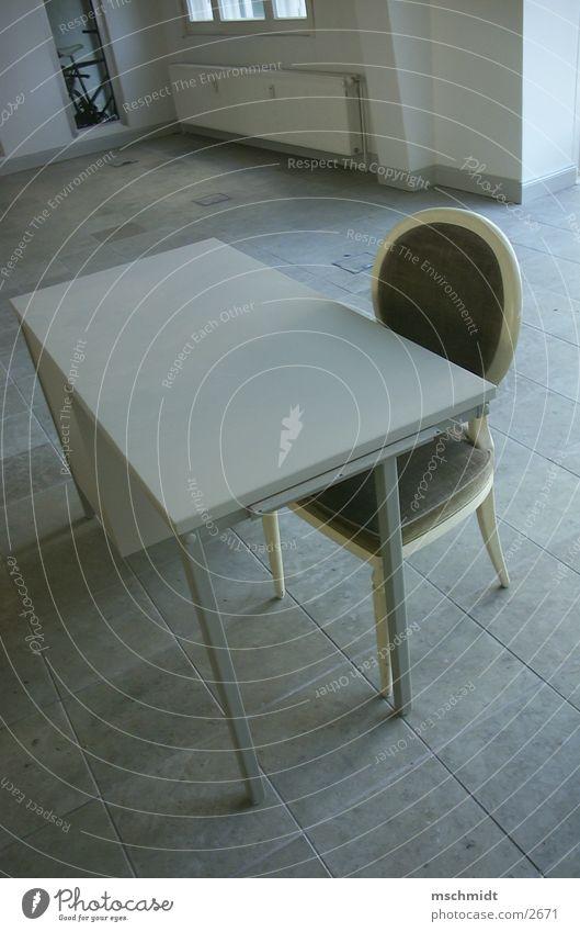 mein_arbeitsplatz Tisch Stuhl Dinge Arbeitsplatz