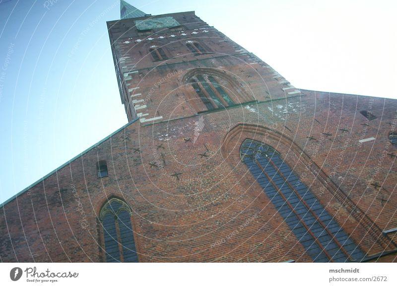 K.I.R.C.H.E. alt Religion & Glaube Architektur Backstein