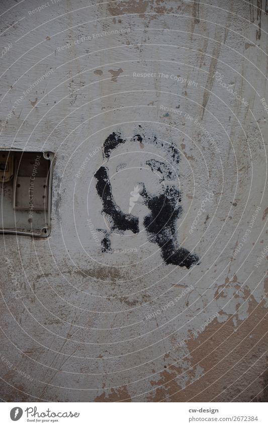 Ernesto Mensch maskulin Junger Mann Jugendliche Erwachsene Leben 1 18-30 Jahre 30-45 Jahre Kunst Künstler Kunstwerk Gemälde Architektur Jugendkultur Subkultur
