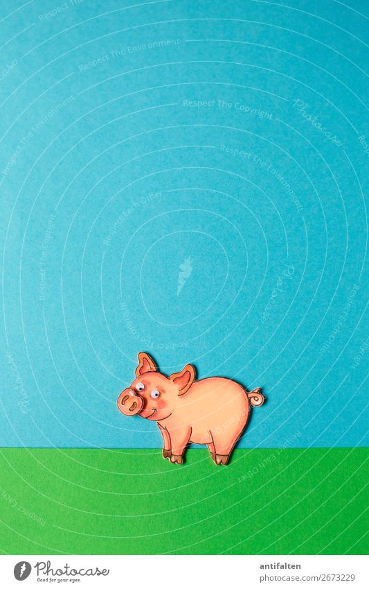 """Mit """"Rosa"""" auf dem Bauernhof Freizeit & Hobby Handarbeit Basteln zeichnen Ferien & Urlaub & Reisen Ausflug Sommerurlaub Feste & Feiern Silvester u. Neujahr"""