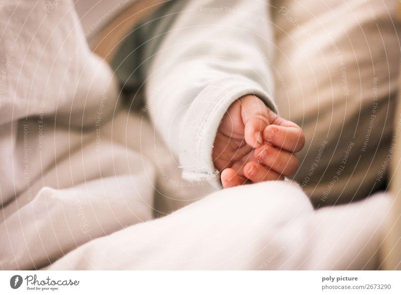 Baby Finger - Detail Kind Jugendliche Hand Erholung ruhig Gesundheit Leben Liebe Gefühle Familie & Verwandtschaft klein Spielen Zufriedenheit Freizeit & Hobby