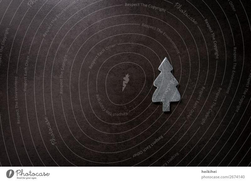 Idealer Hintergrund für die Weihnachtspost Baum Stimmung Weihnachtsdekoration Weihnachten & Advent Weihnachtsbaum Tanne Feste & Feiern Baumschmuck festlich