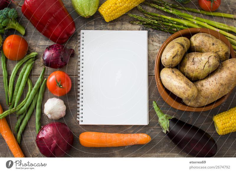 Gemüse und Obst Lebensmittel Gesunde Ernährung Foodfotografie Frucht Vegetarische Ernährung Diät Gesundheit mehrfarbig gelb grün rot Zucchini Tomate Mais