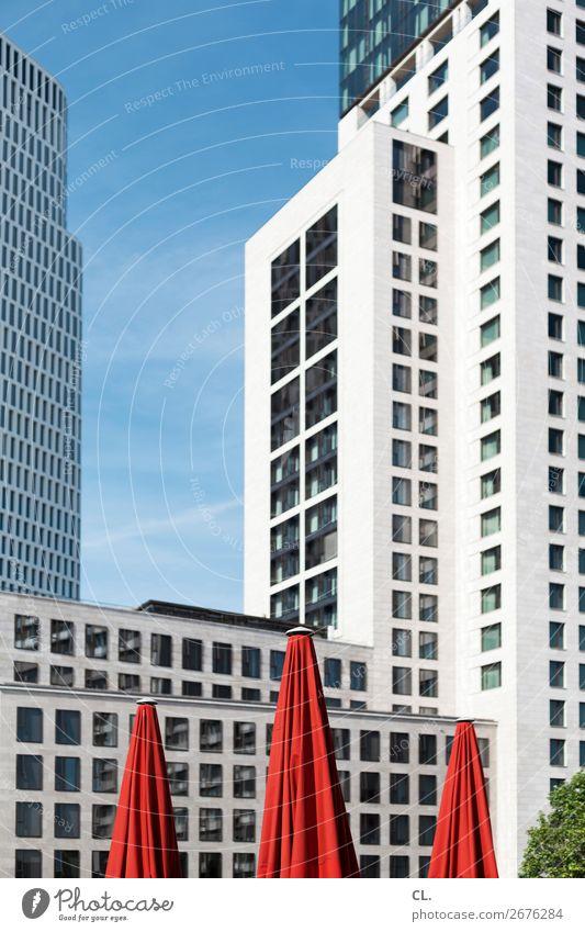 berlin-mitte Ferien & Urlaub & Reisen Sommer Stadt Architektur Berlin Gebäude Tourismus Fassade Hochhaus Schönes Wetter groß hoch Bauwerk Sommerurlaub