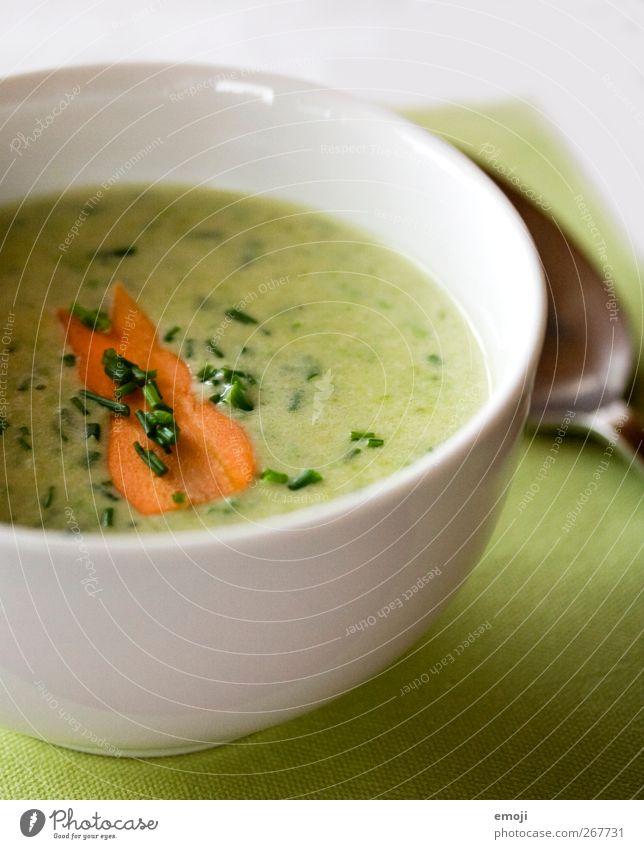 Has-liberg Suppe Eintopf Ernährung Mittagessen Abendessen Vegetarische Ernährung Diät Slowfood Schalen & Schüsseln Löffel frisch lecker grün Gesunde Ernährung