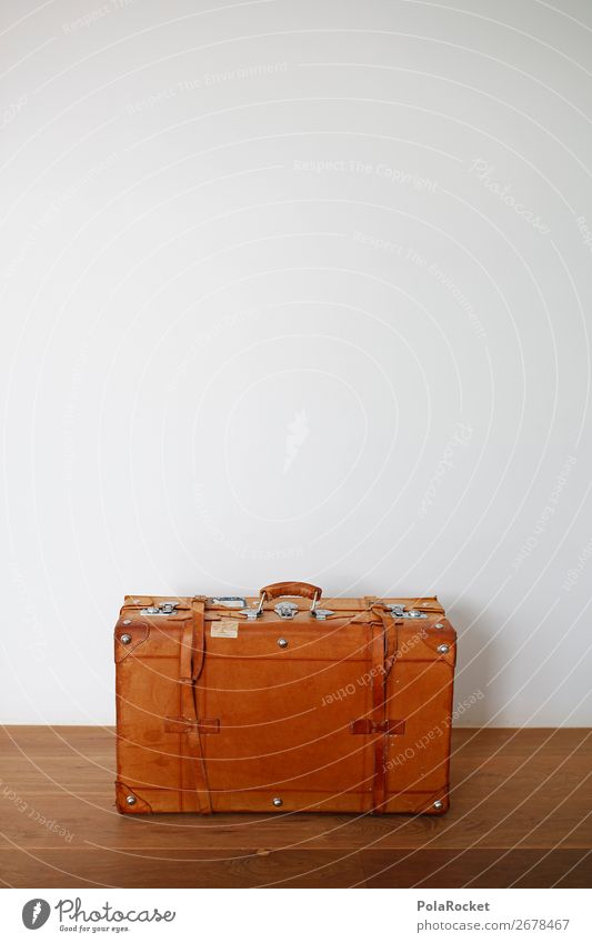#AS# Koffer sucht Partner alt Reisefotografie Holz ästhetisch Güterverkehr & Logistik Fernweh altehrwürdig Nostalgie Leder reisend packen Vorbereitung