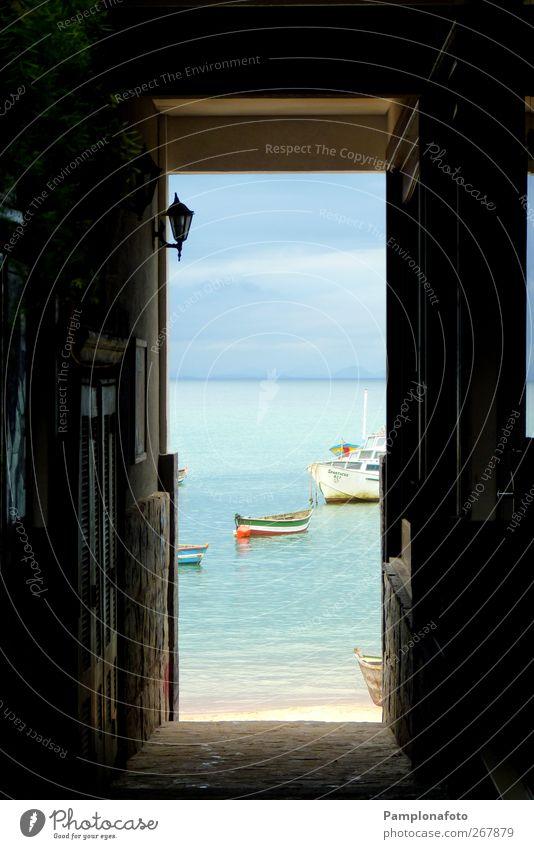 Tür zu Búzios Lifestyle Reichtum exotisch harmonisch Schwimmen & Baden Angeln Ferien & Urlaub & Reisen Tourismus Ausflug Sightseeing Kreuzfahrt Sommer