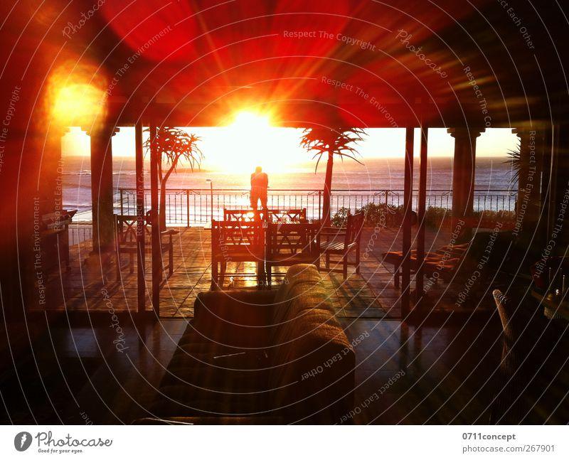 Chillout Urlaub Ferien & Urlaub & Reisen Sonne Meer Strand Erholung Freizeit & Hobby Wellness Hotel genießen Lounge Oase