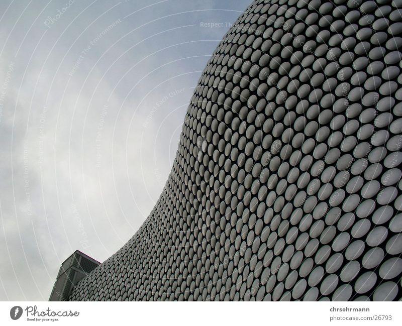 Dots Architektur England Einkaufszentrum Großbritannien Birmingham