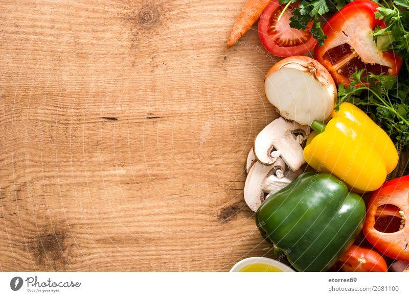 Gesunde Ernährung. Mediterrane Ernährung. Obst und Gemüse Mittelmeer mediterran Diät Gesundheit Lebensmittel Foodfotografie Frucht Fisch Getreide Nut Oliven