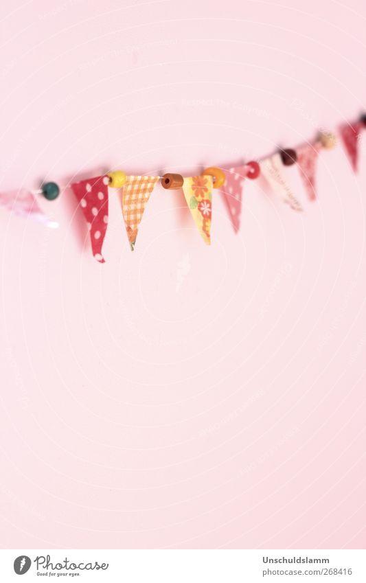 Feiertag Freude Feste & Feiern Freundschaft rosa Kindheit Freizeit & Hobby Geburtstag Lifestyle Fröhlichkeit Dekoration & Verzierung niedlich Papier einzigartig