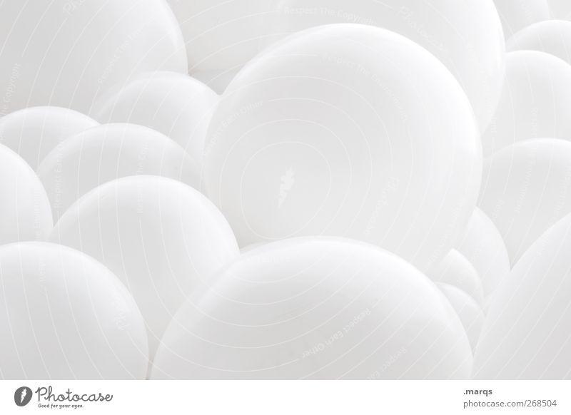 Pharma elegant Stil Design Zeichen Kugel ästhetisch außergewöhnlich hell modern neu Sauberkeit schön weiß Sucht Blase Kreis rund Tablette Ballone viele steril