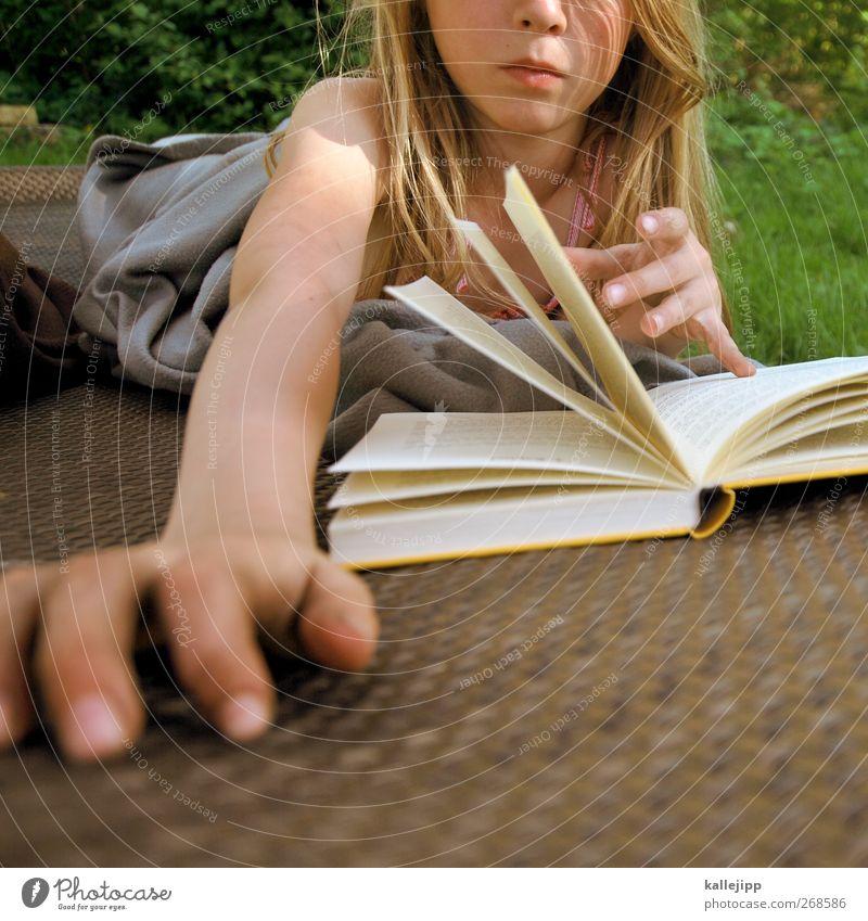 von kalle blomquist Mensch feminin Mädchen Leben Kopf Haare & Frisuren Mund Lippen Arme Hand Finger 1 8-13 Jahre Kind Kindheit Kultur Medien Printmedien Buch