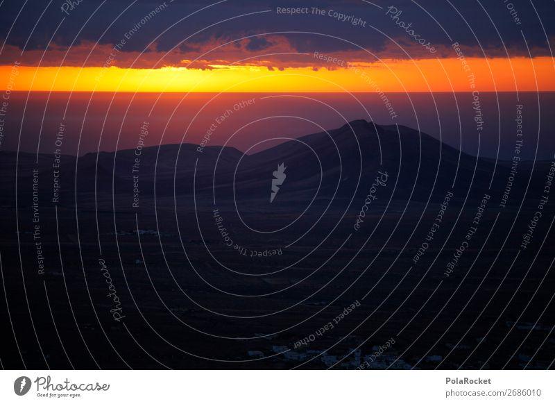 #AS# Morning of the Gods Kunst Kunstwerk ästhetisch Sonnenaufgang mystisch Himmel Himmel (Jenseits) himmelblau himmelwärts Himmelsrichtung Himmelszelt himmelan
