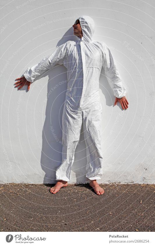 #AS# MisterPlaceHolder Mensch 1 Kunst ästhetisch Kostüm Karnevalskostüm Überwachung überwachen Überwachungsgerät Ministerium für Staatssicherheit Stasibunker