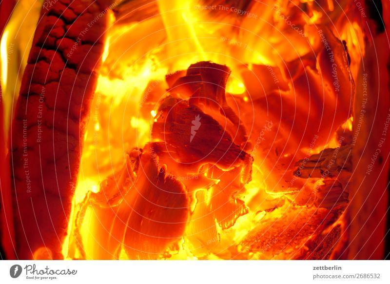 Heizen heizen Glut Feuer Brand brennen Brennstoff Kohlendioxid Flamme fossil Fossilien Versteinertes Holz Heizung heiß Wärme Herd & Backofen Ofenheizung