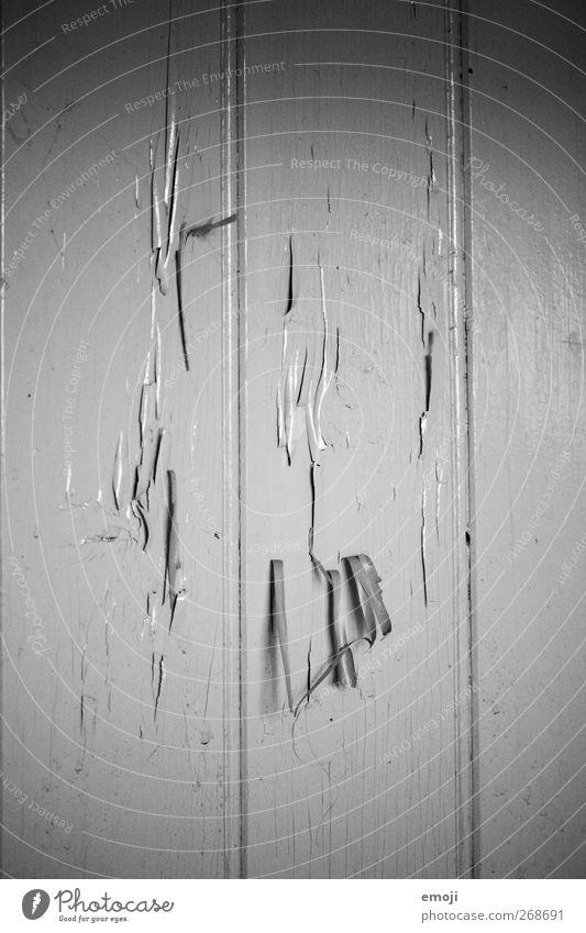 Kratzbürste alt Wand grau Farbstoff Mauer Fassade trist Lack abblättern
