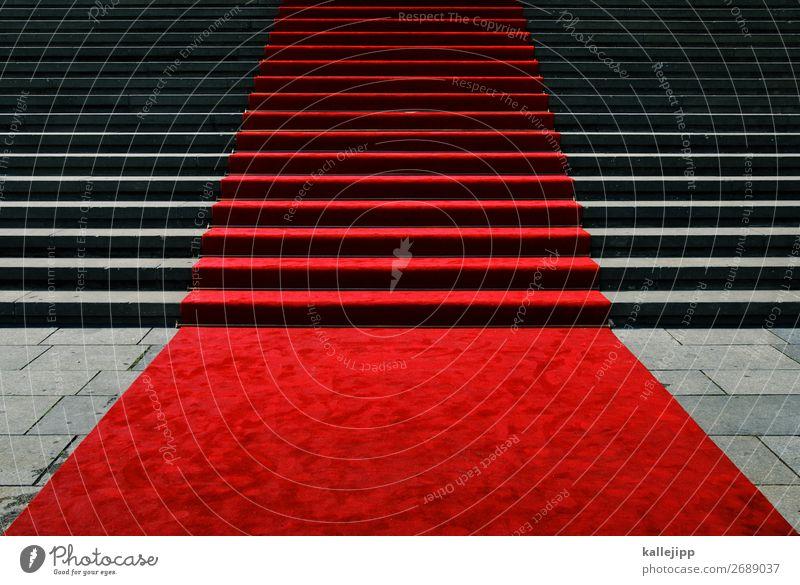 empfangsbestätigung Lifestyle Museum Theaterschauspiel Kultur rot Politik & Staat Empfang Teppich Roter Teppich Einladung Staatsempfang Ehre Erfolg planen