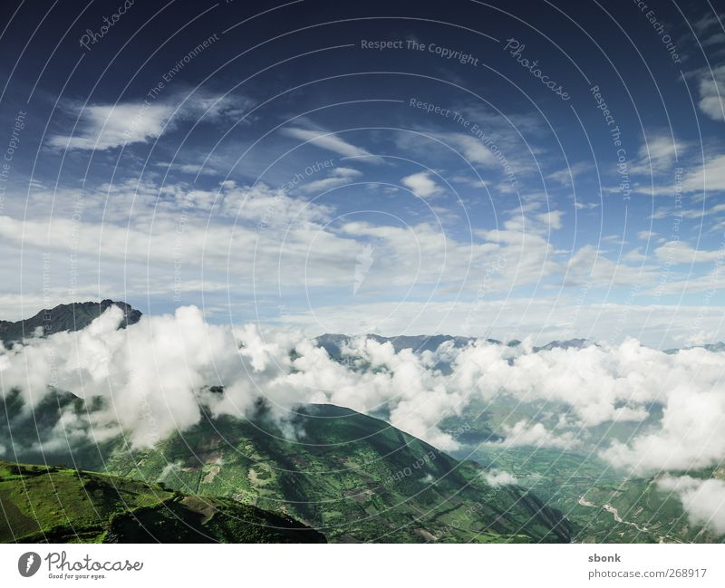 Cajam > Trujilo #2 Himmel Natur Wolken Berge u. Gebirge Umwelt Felsen Horizont Gipfel Hügel Alpen Südamerika Peru Anden