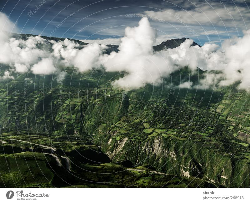 Cajam > Trujilo #3 Himmel Natur Ferien & Urlaub & Reisen Wolken Berge u. Gebirge Umwelt Felsen Hügel Alpen Südamerika Peru Anden Bewegung