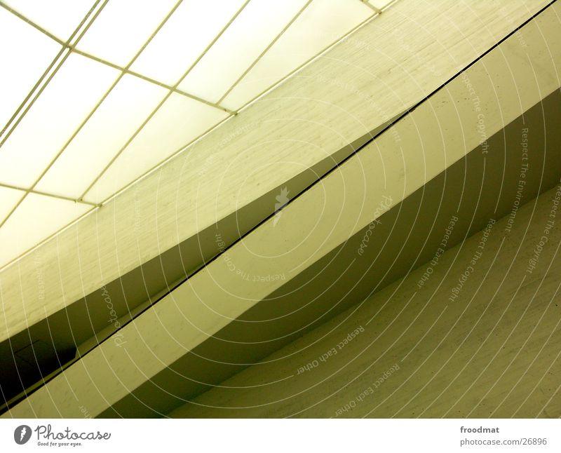 Kiasma - Helsinki #8 Stil Fenster Architektur verrückt diagonal Museum schwungvoll