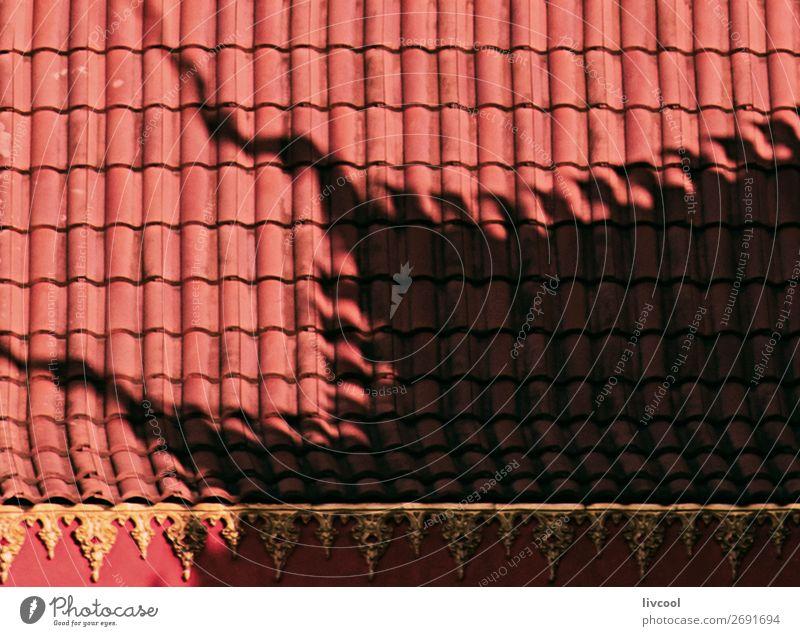 alt rot Architektur Gebäude Kunst Fassade rosa Dekoration & Verzierung gold elegant Dach Neigung Symbole & Metaphern Hauptstadt Asien Beautyfotografie